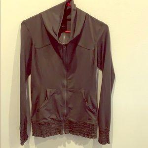 REI full zip jacket XS
